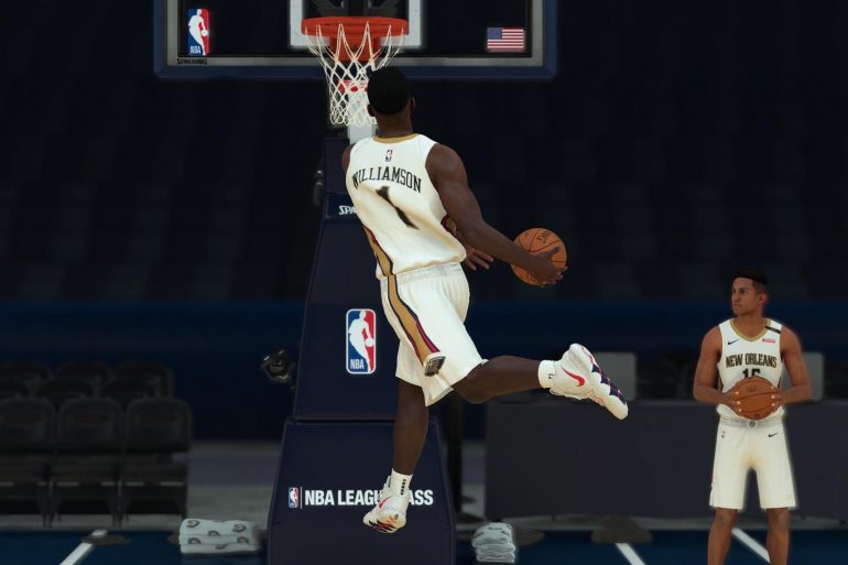 NBA 2K19 Archives - NBA 2K Rosters